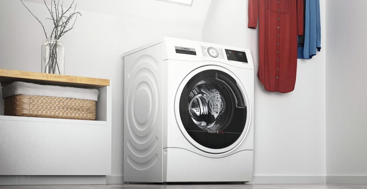 Máy giặt sấy kết hợp
