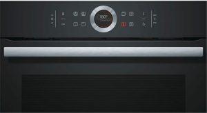 Bảng điều khiển của lò nướng Bosch HBG634BB1