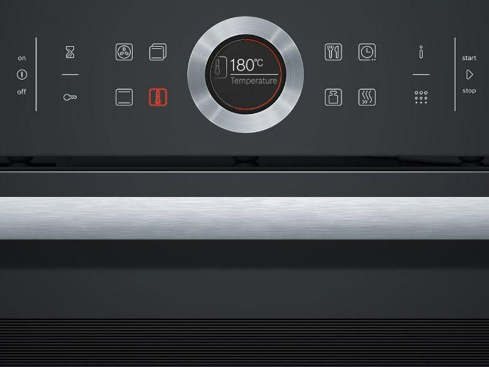 Bảng điều khiển lò nướng BOSCH HBG675BB1