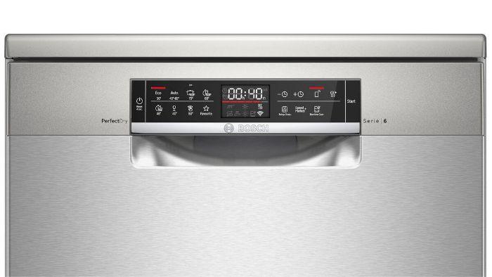 Bảng điều khiển máy rửa bát Bosch SMS6ZCI49E