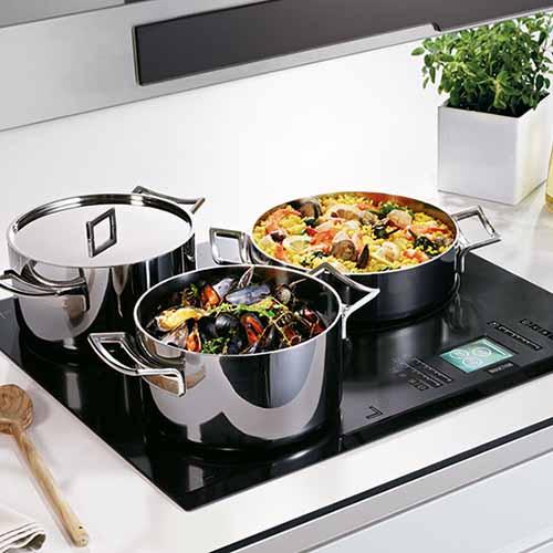 Bếp từ Bosch sang trọng tinh tế