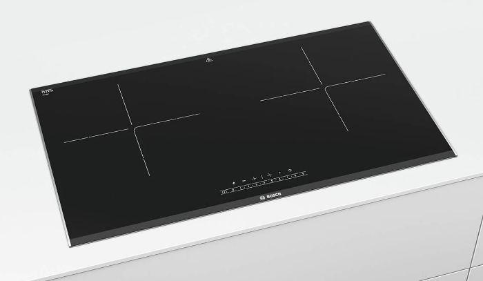 Bếp từ đôi Bosch PPI82560MS thiết kế tinh tế, sang trọng