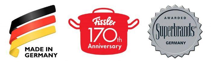 Bộ nồi inox Fissler Original Pro nhập khẩu từ Cộng Hòa Liên Bang Đức