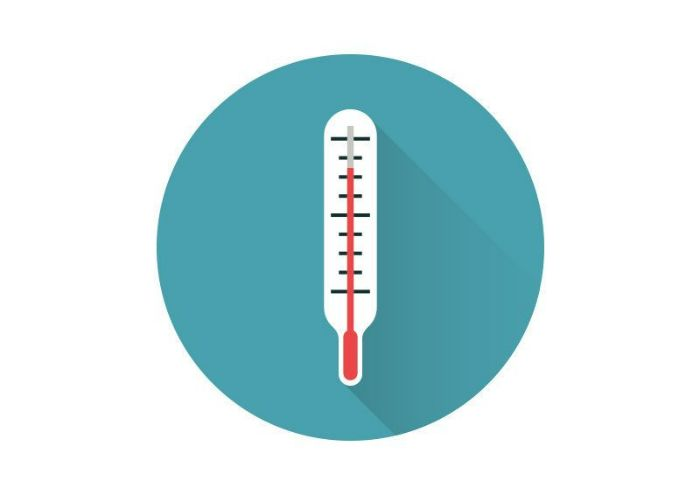 Chức năng cảnh báo nhiệt độ của tủ lạnh side by side BOSCH KAD92SB30