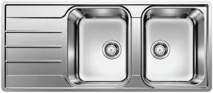 Chậu rửa bát Blanco LEMIS 8S IF thiết kế sang trọng, bền bỉ với thời gian