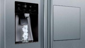 Tủ lạnh Side By Side Bosch KAG93AIEPG lấy đá ngoài tiện lợi