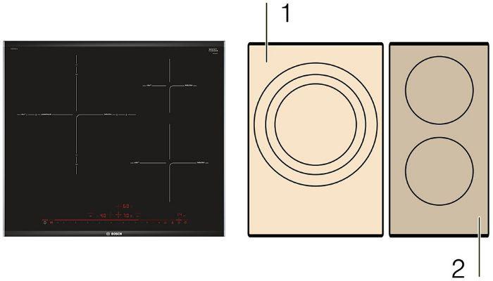 Chức năng Booster của bếp từ PID775DC1E