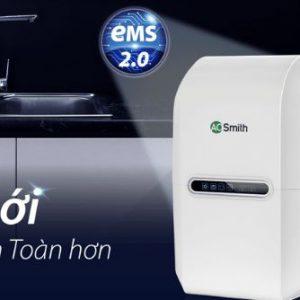 Hệ thống giám sát điện tử của máy lọc nước AO Smith G1