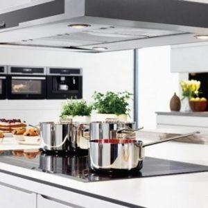 Bếp từ Bosch PXY875DC1E công suất lớn, tiết kiệm năng lượng