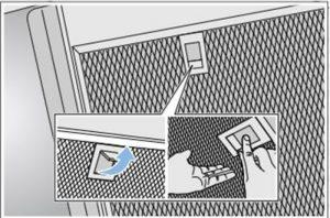 Hướng dẫn vệ sinh máy hút mùi Bosch DWB77CM50