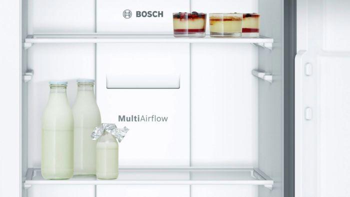 Kệ kính an toàn của tủ lạnh side by side BOSCH KAD92SB30
