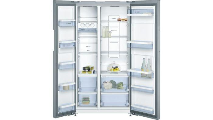 Kệ thủy tinh của tủ lạnh side by side BOSCH KAD92SB30