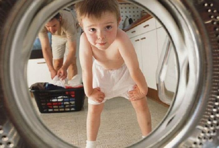 Chức năng khóa trẻ em an toàn của máy sấy Bosch WTW87561G