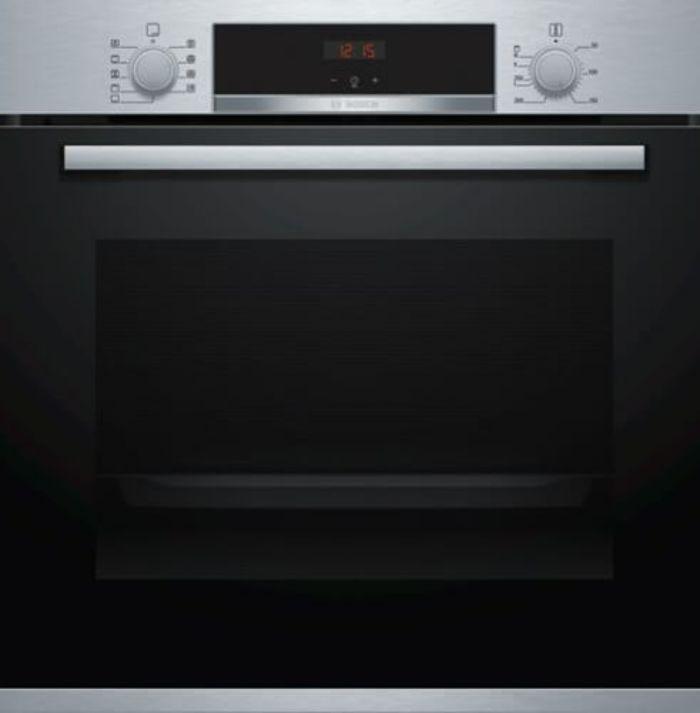 Lò nướng Bosch HBS534BS0B thiết kế sang trọng, tinh tế