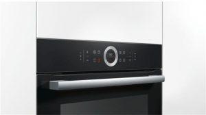Lò nướng đa năng Bosch HBG675BB1 thiết kế âm tủ sang trọng