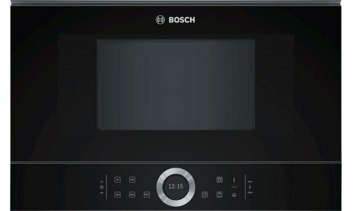 Lò vi sóng Bosch BFL634GB1 thiết kế sang trọng, quý phái
