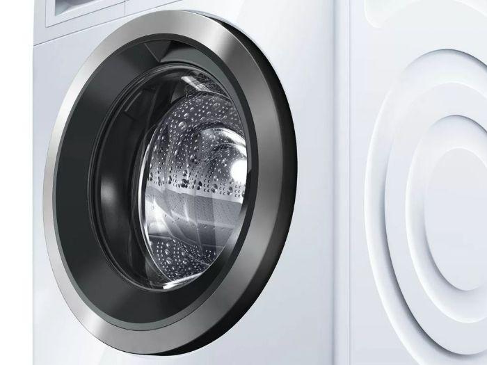 Máy giặt Bosch WAW28480SG thiết kế cửa trước