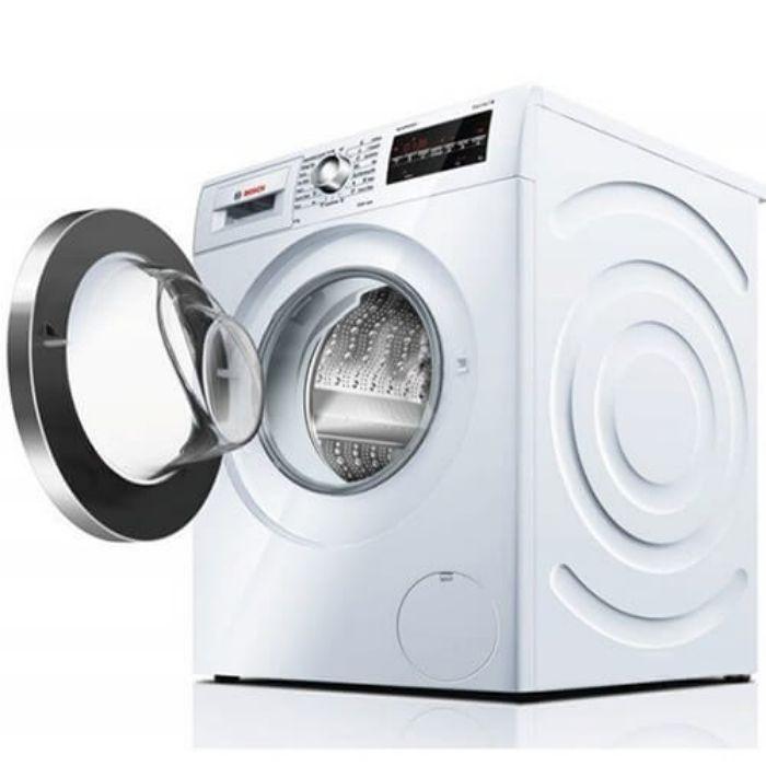 Máy giặt Bosch WAW28480SG thiết kế sang trọng, tinh tế