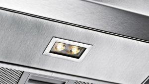 Đèn led tiết kiệm năng lượngcủa Máy hút mùi Bosch DWB97IM50