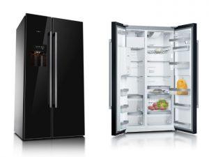 tủ lạnh Bosch Side by Side KAD90VB20 dung tich lớn hiện đại