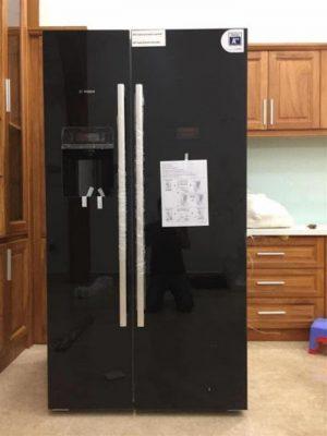 Tủ lạnh side by side BOSCH KAD92SB30 nhập khẩu Châu Âu
