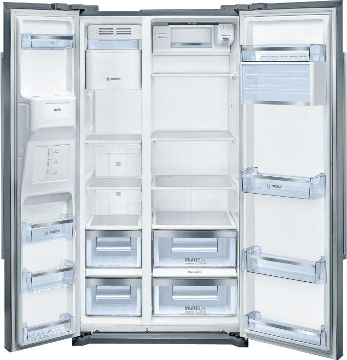 Tủ lạnh Bosch Side by Side KAD90VB20 nhập khẩu Châu Âu