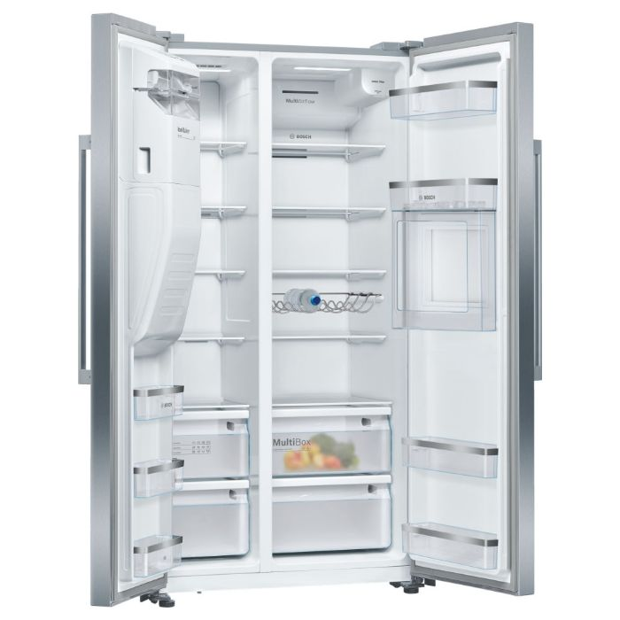 Tủ lạnh Side By Side Bosch KAG93AIEPG dung tích lớn