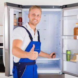 Lau chùi thường xuyên tủlạnh Side By Side Bosch KAG93AIEPG
