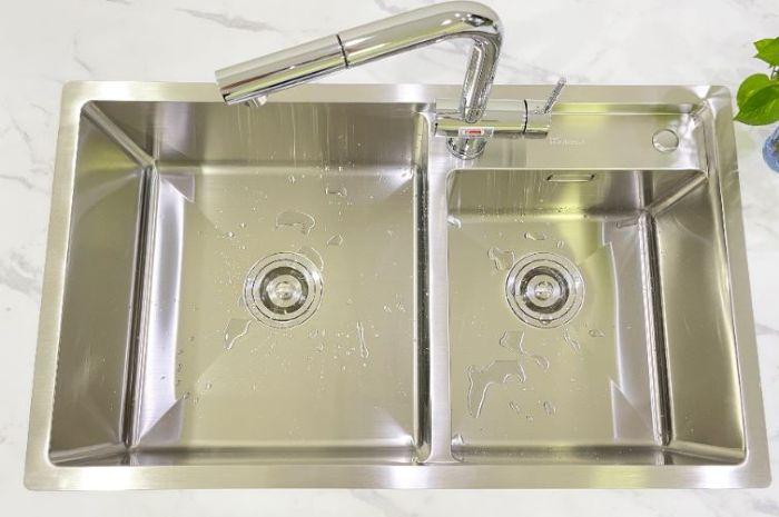 Đặc điểm của chậu rửa bát Konox KN8248DO