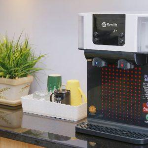 Hai chức năng nóng lạnh riêng biệt với máy lọc nước AO Smith RO-Z7
