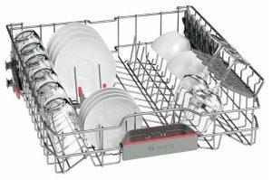 Hệ thống Rack Matic của máy rửa bát Bosch SMS46NI05E