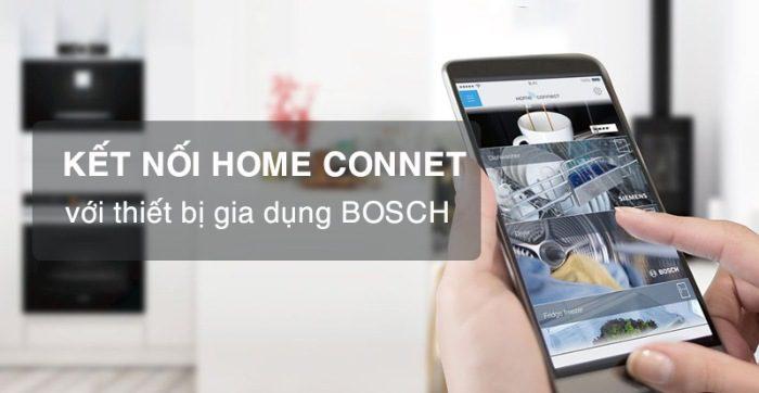 Tính năng Home Connect thông minh, vượt trội