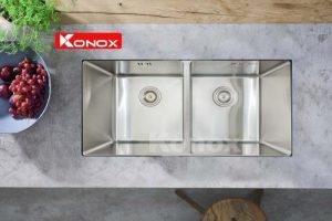 Đặc điểm nổi bật của chậu rửa bát Konox KN7544DUB
