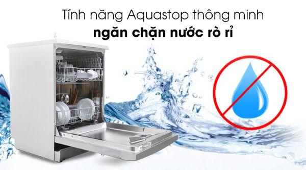 Công nghệ AquaStop: Cảm biến chống rò nước của máy rửa bát Bosch SMS68MI04E
