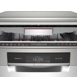 Bảng hiển thị TFT sắc nét cho máy rửa bát Bosch SMS88TI03E