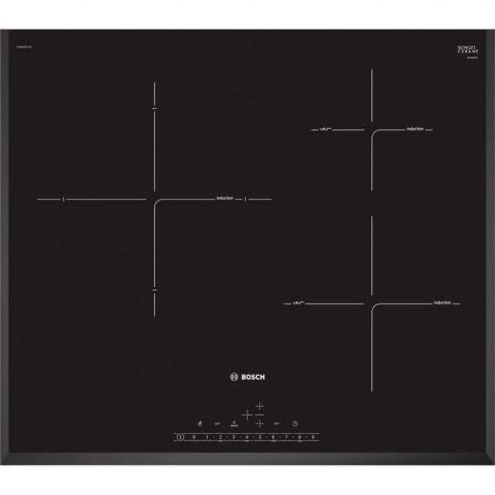 Bếp từ Bosch PIJ651FC5E thiết kế sang trọng, tính năng thông minh