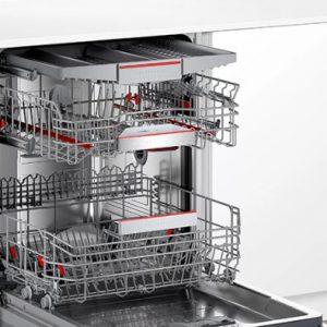 Các chương trình và tính năng của Bosch SMV6ZCX49E