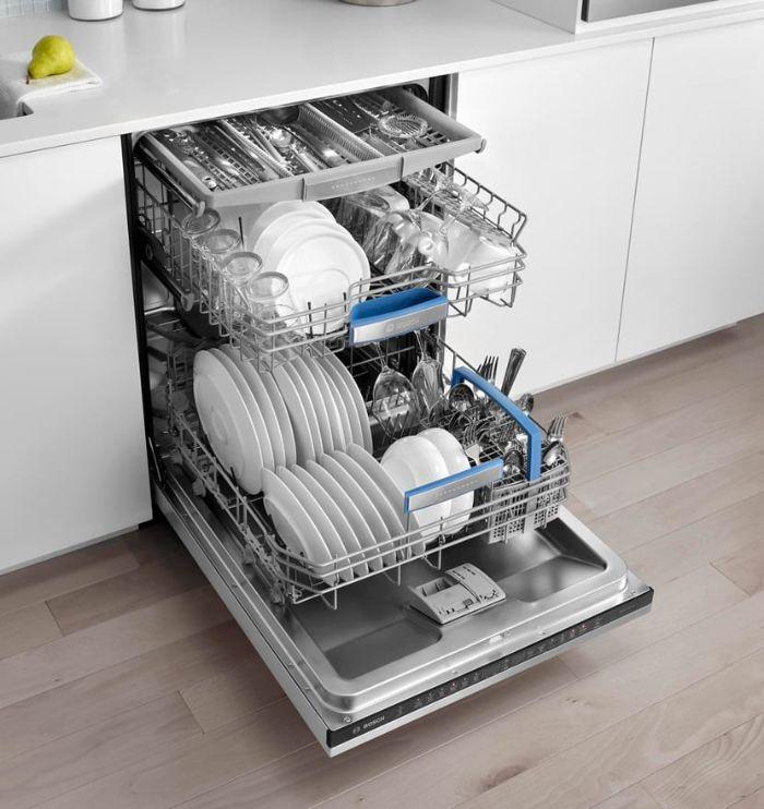 Cảm biến tải của máy rửa bát âm tủ BOSCH SMV46KS01E serie 4