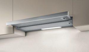 Đèn chiếu sáng Halogen của máy hút mùi Bosch DHI923GSG vùng sáng vừa phải