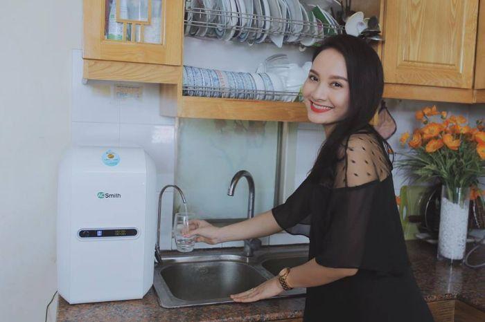 Máy lọc nước Aosmith E3 đáp ứng mọi nhu cầu của gia đình Việt
