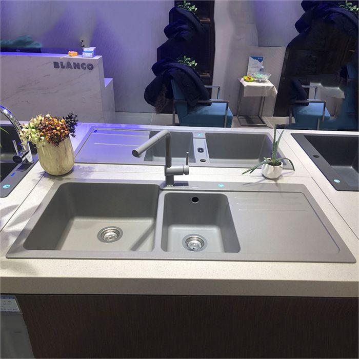 Chậu rửa bát Blanco Lexa 8S phù hợp với mọi không gian bếp