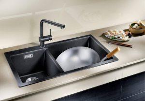 Chậu đá Blanco Pleon 9 phù hợp với mọi không gian bếp