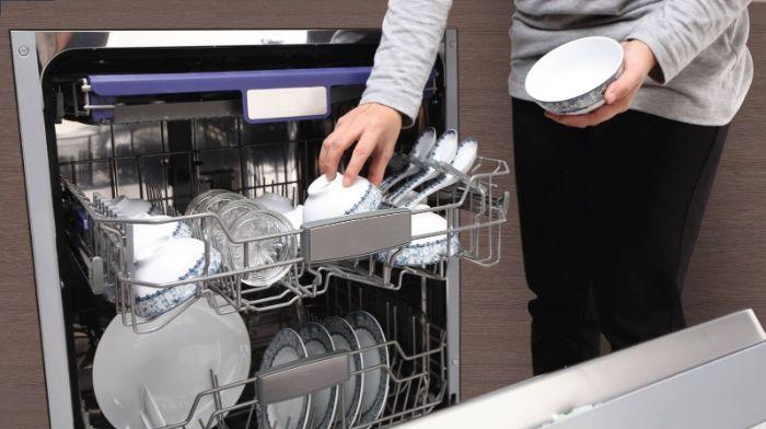 Chức năng Extra Drying của máy rửa bát âm tủ Bosch SMV46KS01E serie 4