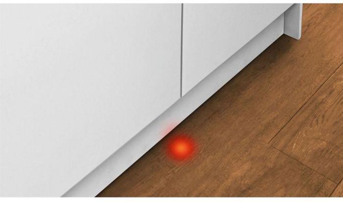 Chức năng Info Light của máy rửa bát âm tủ Bosch SMV46KS01E serie 4