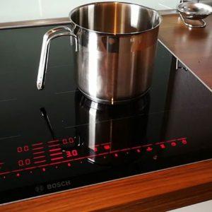 Chức năng Temperature Control của bếp từ Bosch