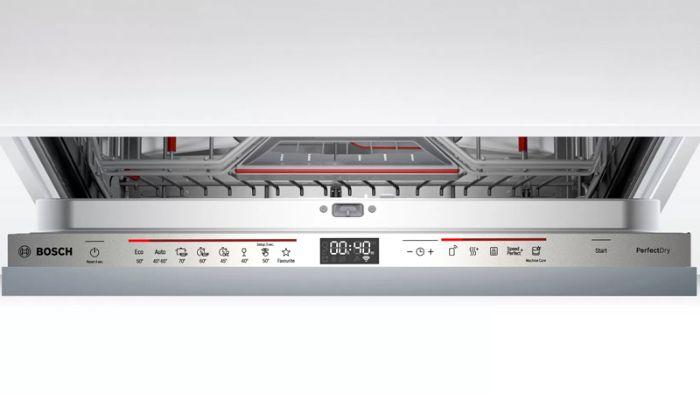 Công nghệ và cảm biến của Bosch SMV6ZCX49E