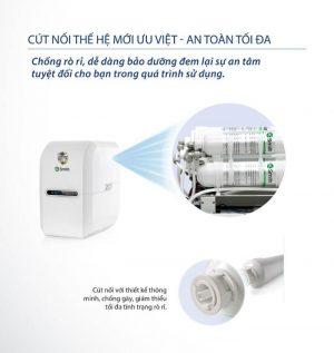 Cút nối nhanh thế hệ mới của máy lọc nước AO.Smith G2