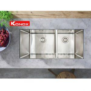 Đặc điểm nổi bật của chậu rửa bát Konox KN8144DU
