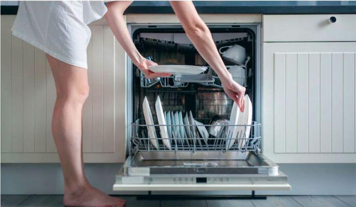 Đặt máy rửa bát tại vị trí phù hợp