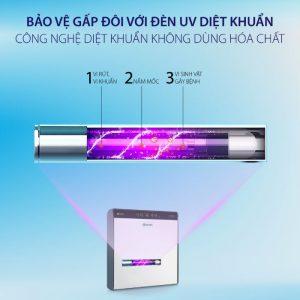 Đèn UV diệt khuẩn với máy lọc nước A.O.Smith UV AR600-U3